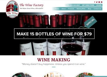 The Wine Factory