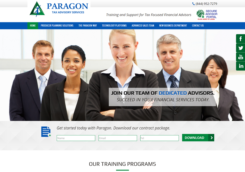 paragon-project
