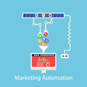 59104868 - marketing automation concept